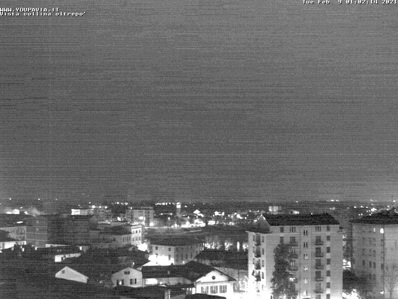 Webcam a Pavia (PV)
