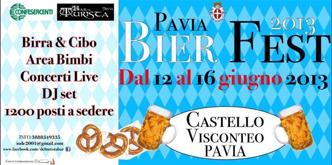 BIERFEST PAVIA 2013
