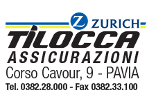 TILOCCA ASSICURAZIONI ZURICH PAVIA