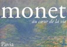 Pavia Trenino turistico per mostra di Monet