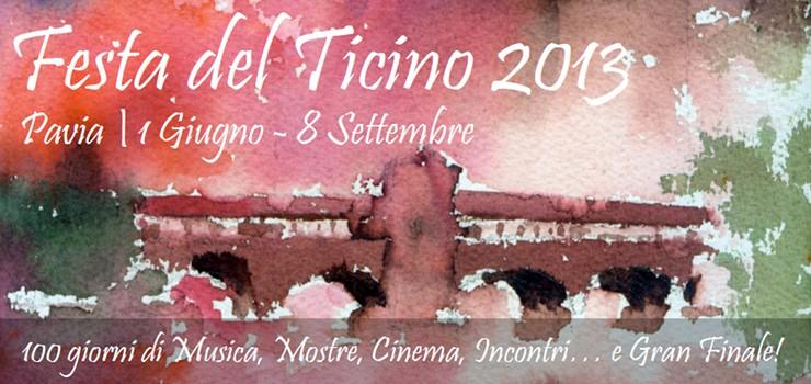 PAVIA FESTA DEL TICINO 2013