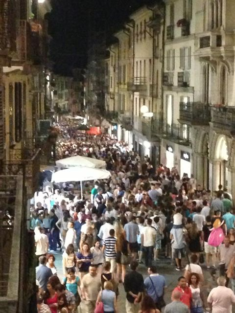 PAVIA FESTA DEL TICINO 2013 notte bianca