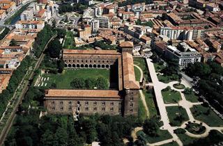 PAVIA Inaugurazione percorso ciclo pedonale fossato Castello Visconteo