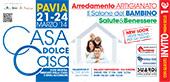 PAVIA CASA DOLCE CASA 2014