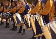 PAVIA PALIO DEL TICINO tamburi