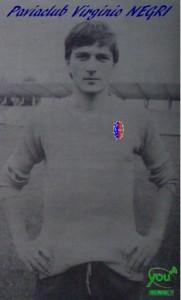 Virginio Negri club Pavia calcio