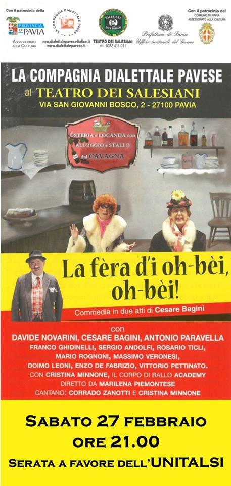 UNITALSI PAVIA dialettale 2016-02