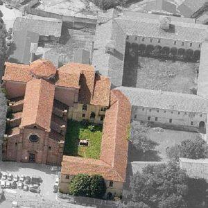 3d056ec01691 Piccolo chiostro di San Mauro Pavia