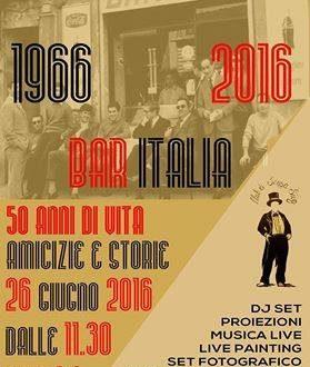 BARITALIA 1966-2016