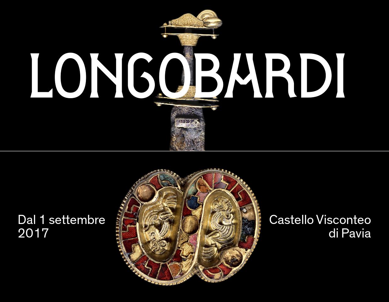 Mostra Longobardi Un popolo che cambia la storia Castello Visconteo Pavia 2017