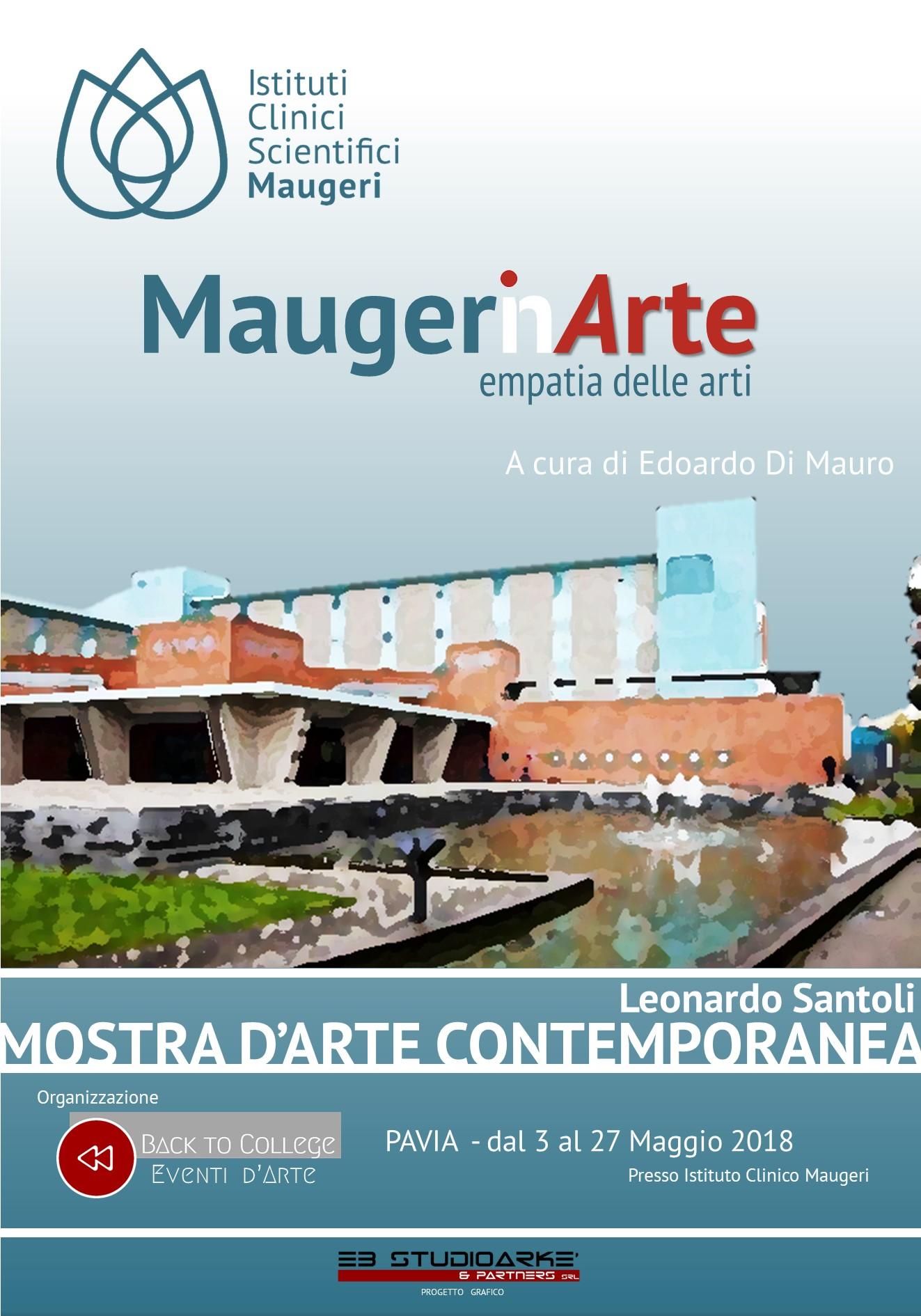 MAUGERI IN ARTE – Mostra d'arte contemporanea