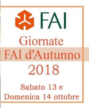 FAI PAVIA Giornate d'autunno 13-14 ottobre 2018